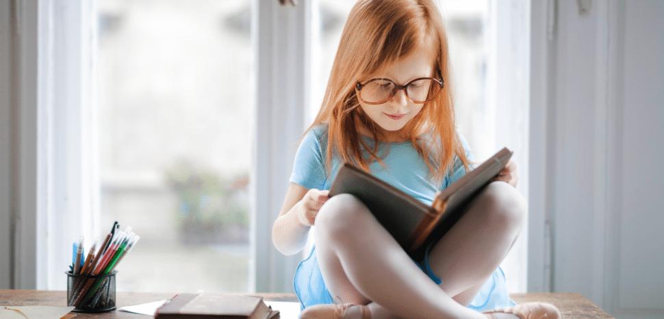 Dyslexie je porucha čtení